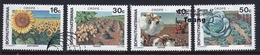 Bophuthatswana Set Of Stamps Celebrating Crops From 1988. - Bophuthatswana