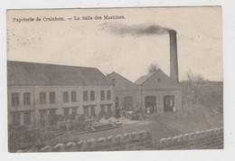 Kraainem  Crainhem   Papeterie De Crainhem  La Salle Des Machines - Kraainem