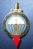 1° Régiment Parachutiste D'Infanterie De Marine, Relief, 2 Pontets - Armée De Terre