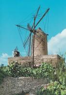 MALTA GOZO. OLD WINDMILL - Malta