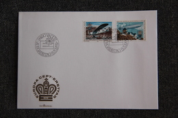 LIECHTENSTEIN - EUROPA 1979 - Air Post