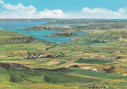 MALTA - GENERAL VIEW FROM CONCEZIONE HILL - Malta