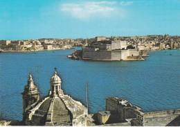 MALTA - FORT  ST ANGELO - Malta