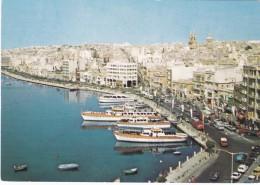 MALTA - SLIEMA - THE STRAND - Malta