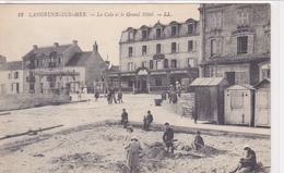 Langrune Sur Mer La Cale Et Le Grand Hotel N° 23 - Ouistreham