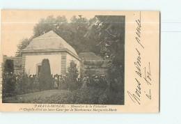 PARAY Le MONIAL - Monastère De La Visitation - Dos Simple - Animée - 2 Scans - Paray Le Monial