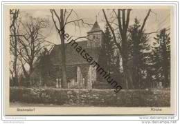 Stahnsdorf - Kirche Ca. 1930 - Stahnsdorf