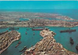 MALTA - THE GRAND HARBOUR - Malta