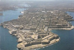 MALTA - VALLETTA - AERIAL VIEW - Malta