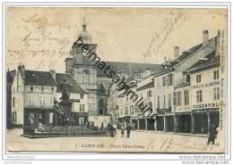 Saint Die - Place Jules Ferry - Saint Die