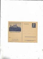 Karte Ungelaufen! Bild Die Wartburg ! - Briefe U. Dokumente