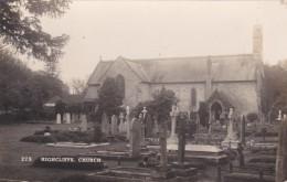 HIGHCLIFFE CHURCH - England