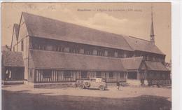 Honfleur L'Eglise Sainte Catherine (XV Siècle) - Honfleur
