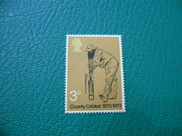 FRANCOBOLLO STAMPS  COUNTRY CRICKET 3 P - 1952-.... (Elisabetta II)
