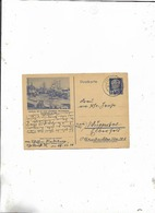 Karte Von Dresden Nach Wuppertal 1950! - Briefe U. Dokumente