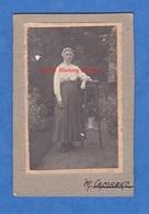 Photo Ancienne - SAINT PIERRE ( Quiberon ? ) - Portrait De Marie Dufief En Costume & Coiffe - Folklore Breton - Bretagne - Places