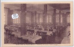 TREBOUL- GRAND HOTEL DES SABLES BLANCS- LA SALLE A MANGER - Tréboul