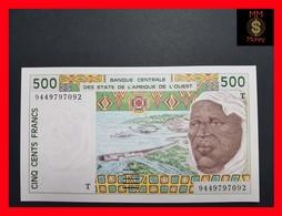 Togo  500 Francs  1994  P. 810 T  UNC - Togo