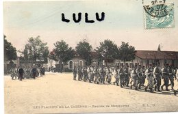 MILITARIA 117 : Les Plaisirs De La Caserne , Rentrée De Manœuvre , édit. E L D - Caserme