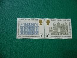 FRANCOBOLLO STAMPS  INIGO JONES 5 P - 1952-.... (Elisabetta II)