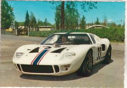 FORD GT 40 - Cartes Postales