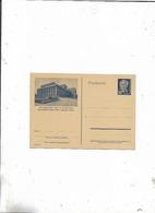 Karte Ungelaufen/Bild Landestheather Dessau! - Briefe U. Dokumente
