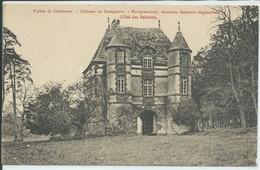 Dampierre En Yvelines-Vallée De Chevreuse-Château De Dampierre-Becquancourt,ancienne Demeure Seigneuriale (Côté Sablons) - Dampierre En Yvelines