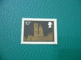 FRANCOBOLLO STAMPS  COMMONWEALTH 10 P - 1952-.... (Elisabetta II)