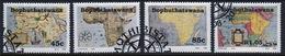 Bophuthatswana Set Of Stamps Celebrating Old Maps 3rd Series From 1993. - Bophuthatswana