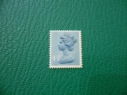 FRANCOBOLLO STAMPS  ELIZABETH II 4 1/2 P - 1952-.... (Elisabetta II)