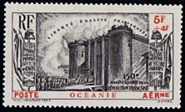 OCEANIE - N°PA  2*- 150e ANNIVERSAIRE DE LA REVOLUTION FRANCAISE - - Ozeanien (1892-1958)