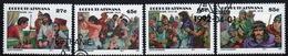Bophuthatswana Set Of Stamps Celebrating Easter From 1992. - Bophuthatswana