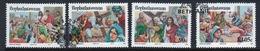 Bophuthatswana Set Of Stamps Celebrating Easter From 1993. - Bophuthatswana