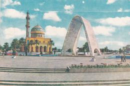 IRAQ - Baghdad - The Martyr's (Shaheed) Mosque And The Unknown Soldier - Iraq