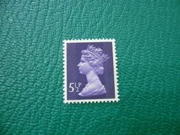 FRANCOBOLLO STAMPS  ELIZABETH II  5 1/2 P - 1952-.... (Elisabetta II)