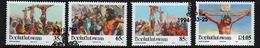 Bophuthatswana Set Of Stamps Celebrating Easter From 1994. - Bophuthatswana