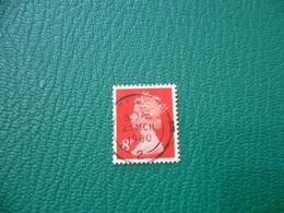 FRANCOBOLLO STAMPS  ELIZABETH II  8 P - 1952-.... (Elisabetta II)