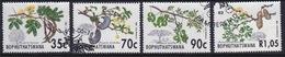 Bophuthatswana Set Of Stamps Celebrating Acacia Trees From 1992. - Bophuthatswana