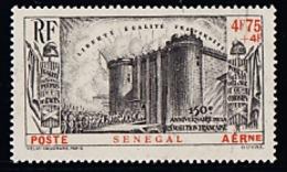 SENEGAL - N°PA  28**- 150e ANNIVERSAIRE DE LA REVOLUTION FRANCAISE - LUXE. - Senegal (1887-1944)