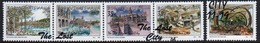 Bophuthatswana Set Of Stamps Celebrating The Lost City Complex From 1992. - Bophuthatswana