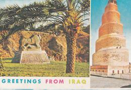 IRAQ - Greetings From Iraq - Iraq