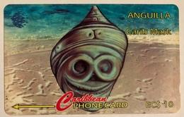 Carib Mask (141CAG) - Anguilla