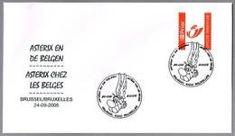 ASTERIX CON LOS BELGAS - Asterix In Belgium. Brussel 2005 - Cómics