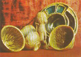 IRAQ - Iraqi Artist Series - Ceramics By Abla Al-Azzawi - Iraq