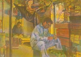 IRAQ - Iraqi Artist Series - Painting By Rashad Hatim - Iraq