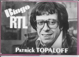 RTL  PATRICK TOPALOFF - Cantanti E Musicisti