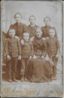 25.- MONTBELIARD  .- Photo De Famille Par Chevenon SAGOT  19, Rue Cuvier - Anonyme Personen