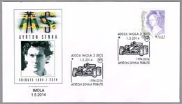 Homenaje A AYRTON SENNA - Automovilismo. Imola, Bologna, 2014 - Cars