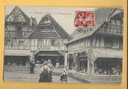C.P.A. Nancy Expo - Le Village Alsacien - Nancy