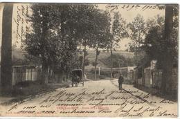 """1 Cpa Crécy En Brie """"pionnière 1903"""" - France"""